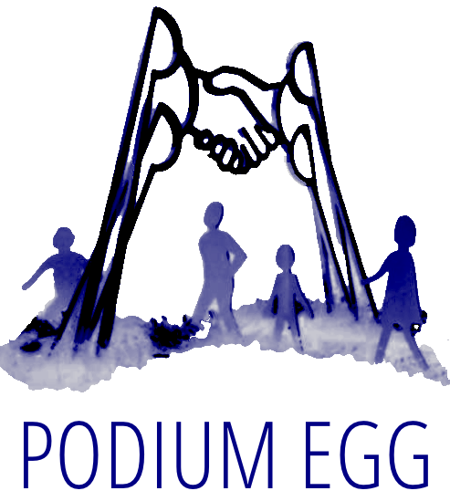 Podium Egg Logo